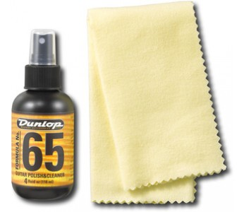 Guitar Patrol - Dunlop 65 Polish and cloth