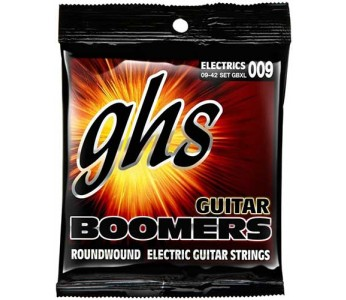 Guitar Patrol - GHS Boomers Extra Light