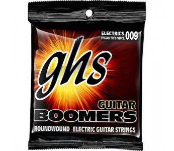 Guitar Patrol - GHS Boomers Custom Light