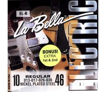 Guitar Patrol - La Bella EL-R 10-46