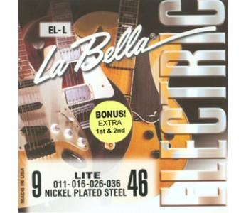 Guitar Patrol - La Bella Electric EL-L