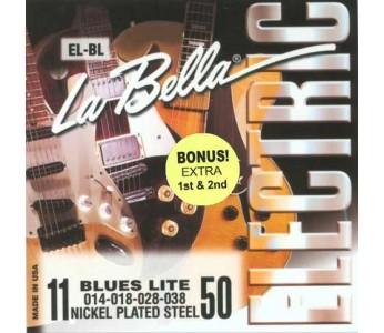 Guitar Patrol - La Bella EL-BL 11-50