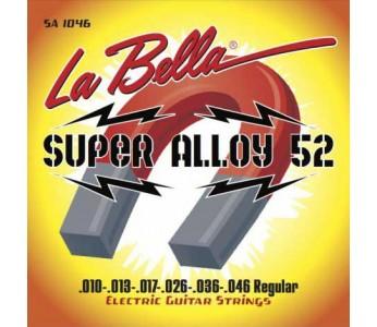 Guitar Patrol - La Bella Super Alloy SA1046