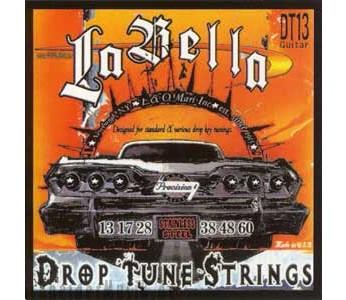 Guitar Patrol - La Bella Drop Tune DT13