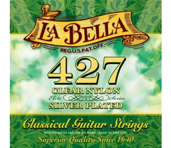 Guitar Patrol - La Bella 427 Classical Guitar Strings