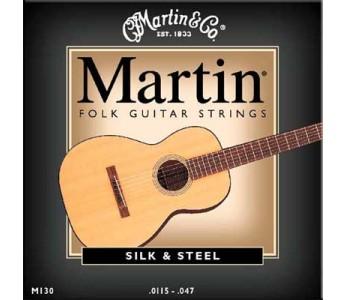 Guitar Patrol - martin Silk and Steel M130