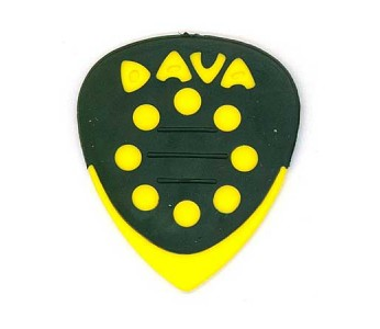 Guitar Patrol Dava Control Grip Tip - Yellow