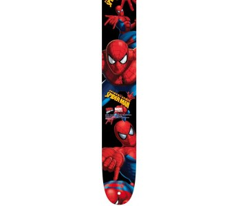 Perri's Spiderman 2519 Guitar Strap 2.5""