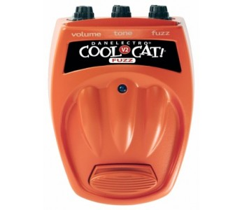 Danelectro Cool Cat Fuzz V2