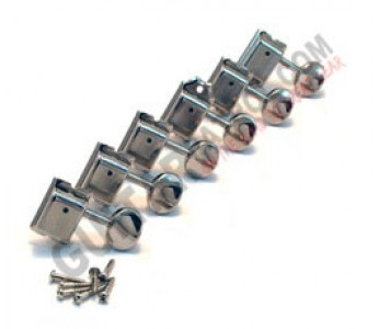 Guitar Patrol - Allparts vintage-style Tuners 6L Nickel