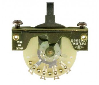 The original CRL 5-way Switch for stratocaster
