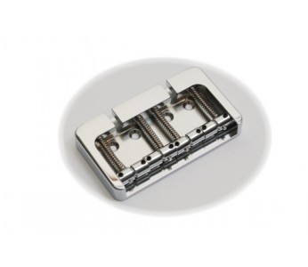 Guitar Patrol - Hipshot B-style 4-string bass bridge, chrome