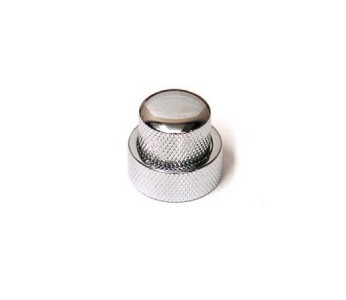 Guitar Patrol - Allparts Concentric Stacked Knob Chrome