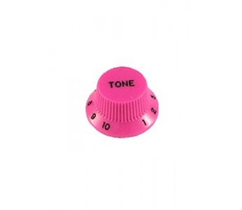 Guitar Patrol - Allparts Stratocaster tone knob - Hot Pink