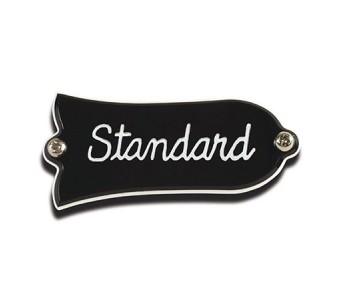 """Guitar Patrol - Virgo """"Standard"""" Truss Rod Cover, 2-ply"""