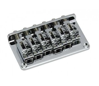Guitar Patrol - Gotoh GTC12 12-string electric guitar bridge, chrome