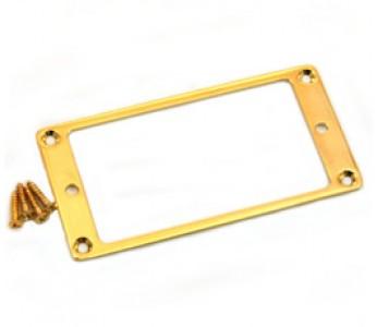 Virgo Low Profile Humbucker Ring Gold
