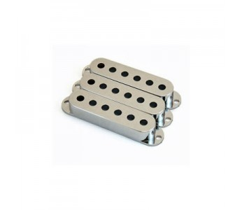 Guitar Patrol - Allparts chrome pickup covers