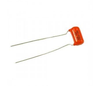 "Sprague ""Orange Drop"" .022 mfd 200V Capacitor (3 pcs)"