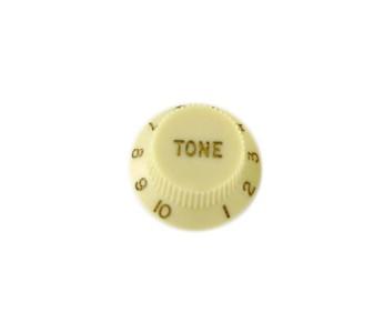 Guitar Patrol - Allparts vintage cream tone knob