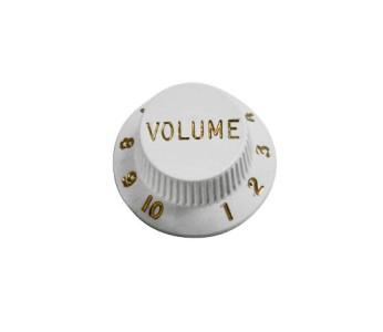Guitar Patrol - Allparts White volume knob