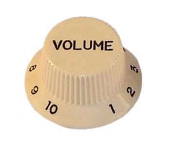 Guitar Patrol - Allparts cream volume knob