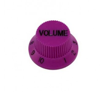 Guitar Patrol - Allparts Purple Volume Knob