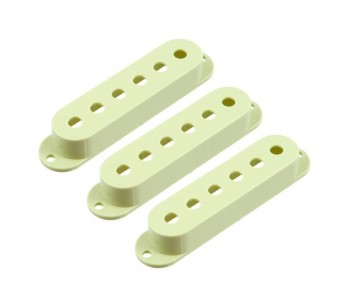 Guitar Patrol - Allparts PC-0406-024 Set of 3 Mnt Green Pickup Covers for Stratocaster®