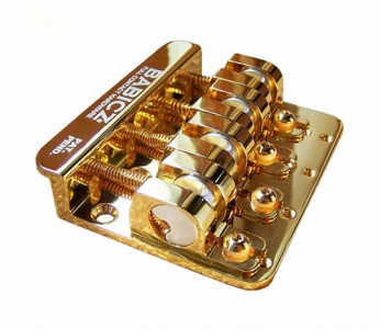 Guitar Patrol - Babicz FCH 4 Gold Bass Bridge