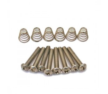 Guitar Patrol - Allparts GS-0064-005 Pickup mounting Screws - Steel