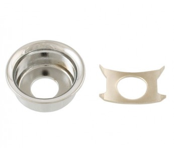 Guitar Patrol - Allparts Input Cup for Telecaster®