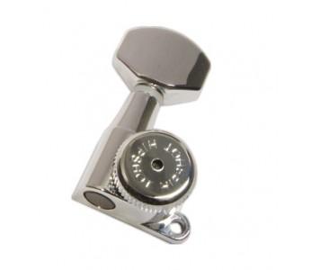 Guitar Patrol - Hipshot Grip-Lock Locking Tuners - Chrome
