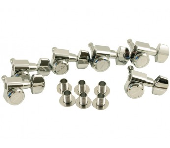 Guitar Patrol  - Fender Original locking tuners - chrome