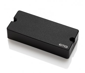 Guitar Patrol - EMG 81-7 Black