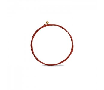 Guitar Patrol - Aurora red color coated electric guitar strings