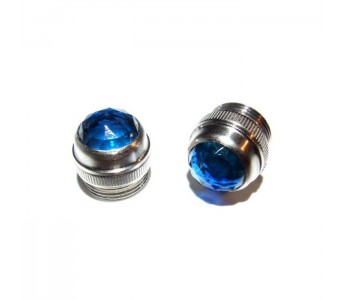 Allparts Panel Light Lens for Fender® Amps (1 pc) Blue