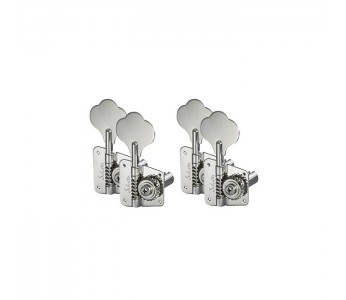 Schaller BMFL Bass Tuning Keys Nickel 2+2