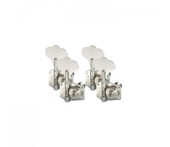 Schaller BML Bass Tuning Keys Nickel 2+2