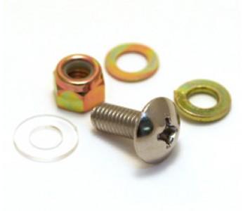 Bigsby Hardware Set for Tremolo Arm Nickel