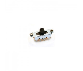 Guitar Patrol - Allparts EP 0261-023 Switchcraft On-Off-On Slide Switch for Mustang