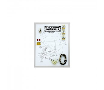 EP-4120-000 Wiring Kit for Stratocaster®