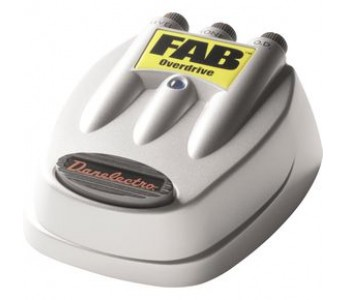Danelectro D-2 Fab Series Overdrive