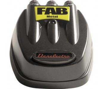 Danelectro D-3 Fab Series Metal