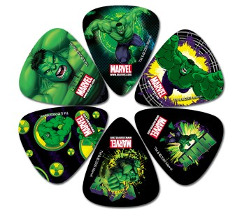 Perri's Hulk HK-02 Guitar Picks - 6 pieces