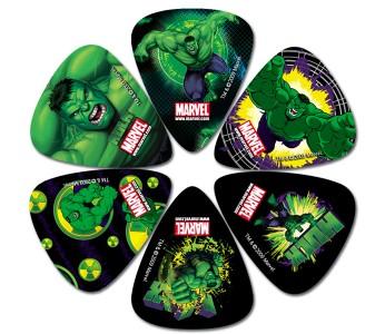 Perri's Hulk HK-02 Guitar Picks - 6 pieces
