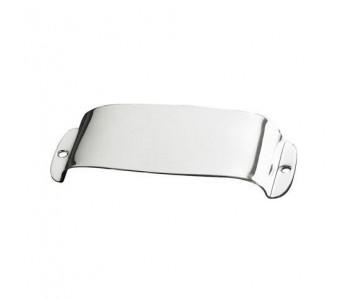 Allparts J-Bass® Style (over strings) Pickup Cover Chrome