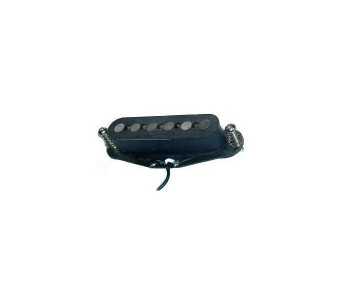 Magic Coil Black Flat Middle Pickup