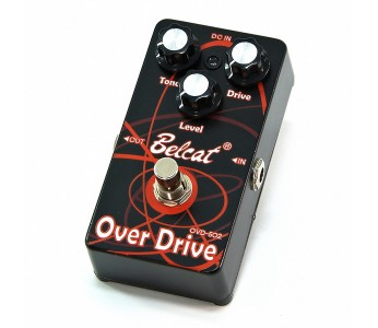 Belcat OVD-502 Overdrive Pedal