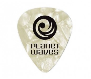 Planet Waves Classic Celluloid 1.10 Pick - Blister of 25