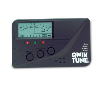 Qwik Tune QT-1 Tuner for Guitar and Bass